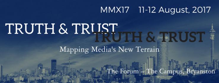 Truth & Trust Banner